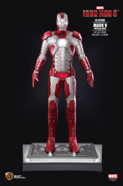IRON MAN: MARK-5