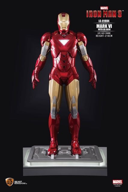 IRON MAN: MARK-6