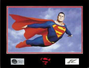 Superman \'Peace on Earth\'