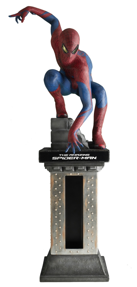 THE AMAZING SPIDERMAN Movie Lifesize