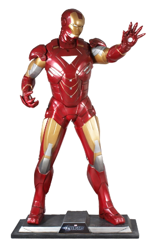 AVENGERS: IRON MAN Movie Lifesize