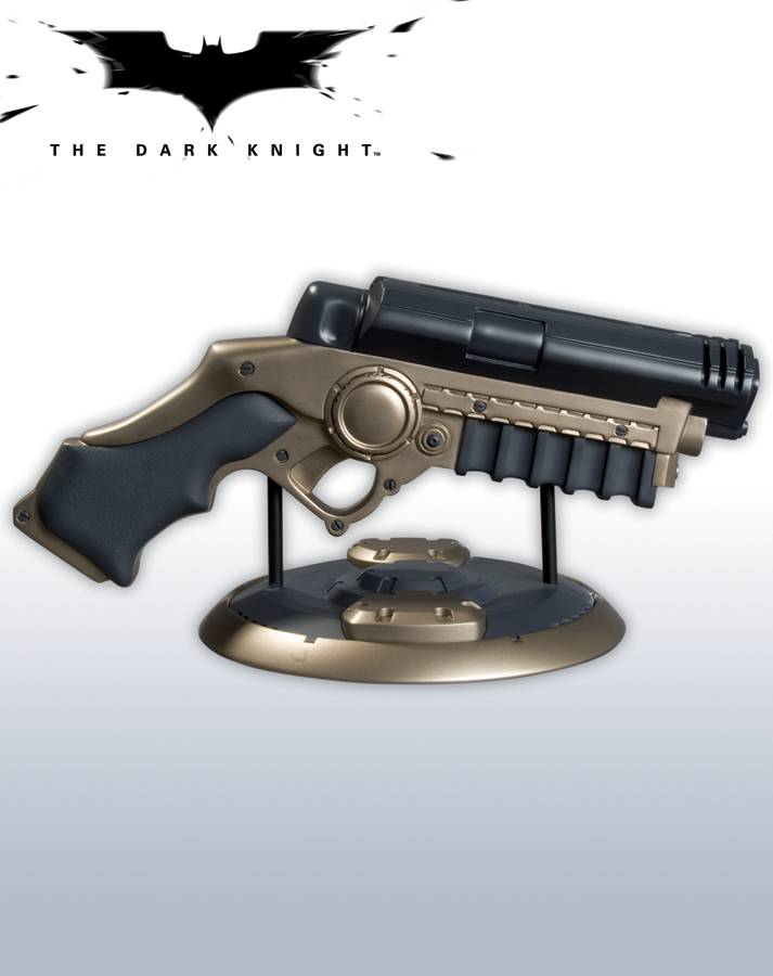 Batman: Dark Knight Grappling Launcher