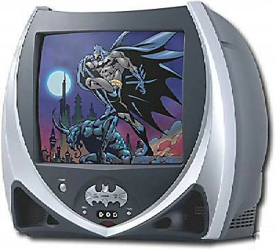 Batman 13� Color TV