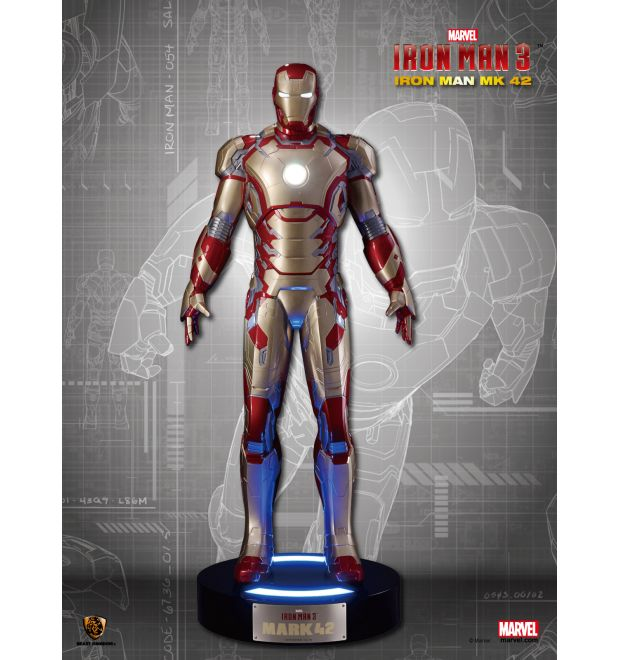 IRON MAN: MARK 42