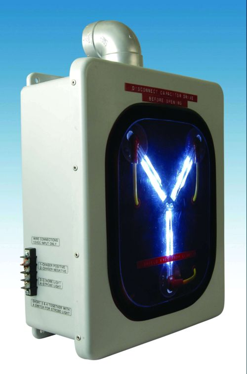 Back to the Future: Flux Capacitor (Limited)