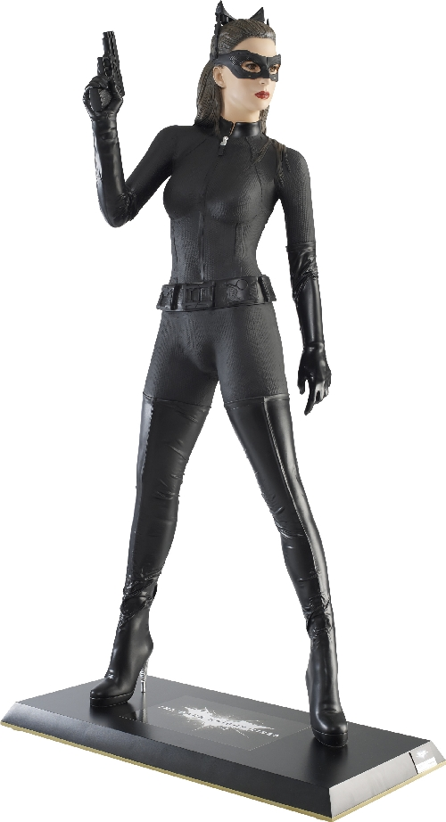 Batman Dark Knight Rises: CATWOMAN Movie Lifesize