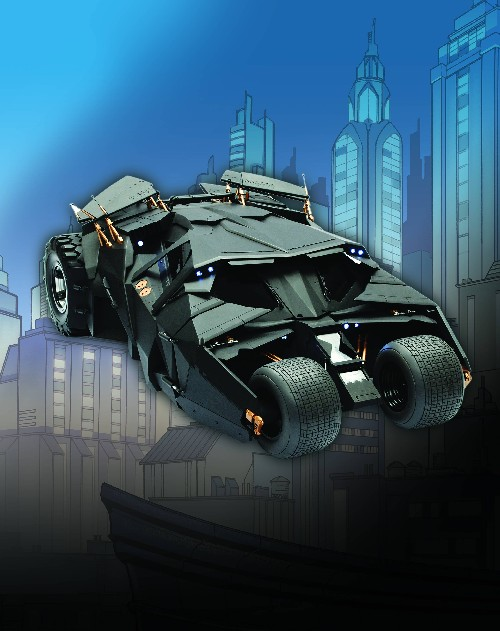 Batman Dark Knight: Batmobile