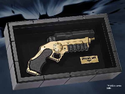 Batman: Dark Knight Grapnel Gun