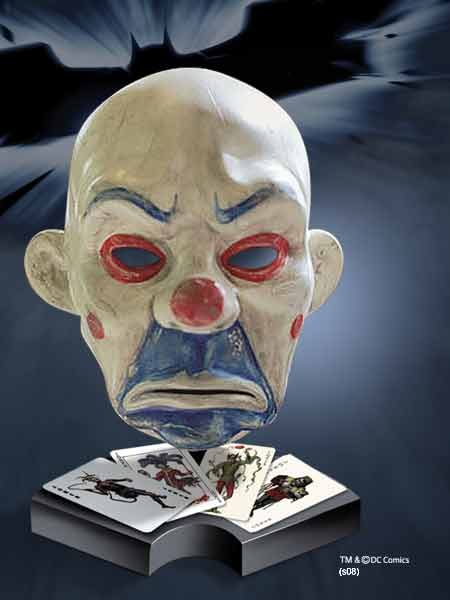 Batman Dark Knight: Joker Henchman Mask