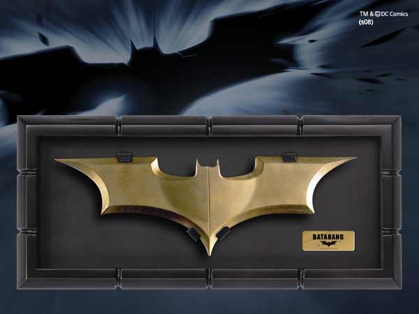 Batman Dark Knight: Batarang
