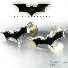 Batman Begins Cufflinks