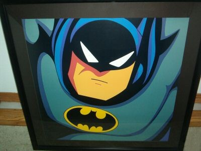 Square Face: Batman Animated