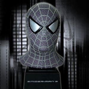 black spiderman mask - photo #30