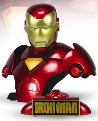 Legendary Bust: Iron Man Exclusive