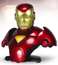 Legendary Bust: Iron Man