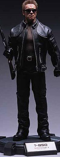 Cinemaquette: T-850 Terminator (Arnold) - PlanetKrypton.net