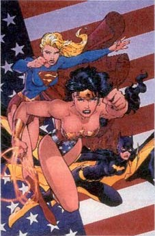 Heroines of the DC Universe