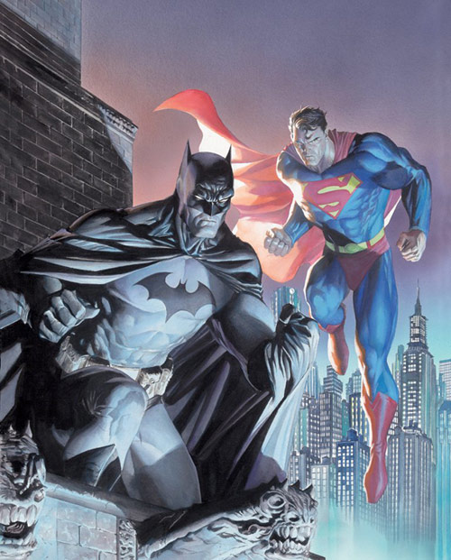 Superman & Batman: Legendary Heroes