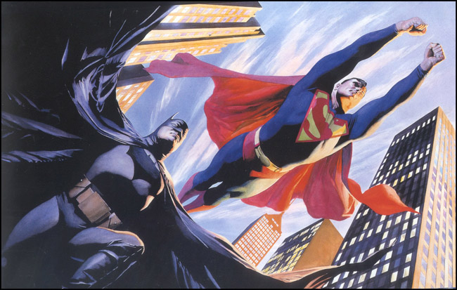 Superman & Batman: World\'s Finest