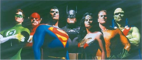 JLA: The Original Seven