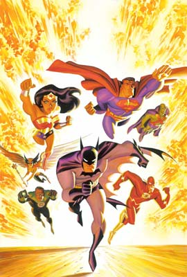 JLA: The New Justice League of America