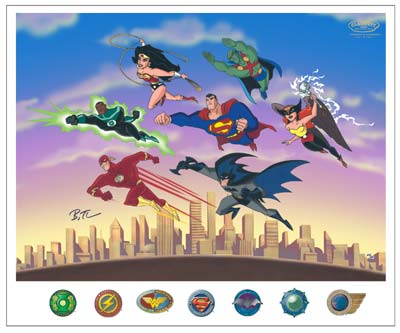 JLA: The Power of Seven
