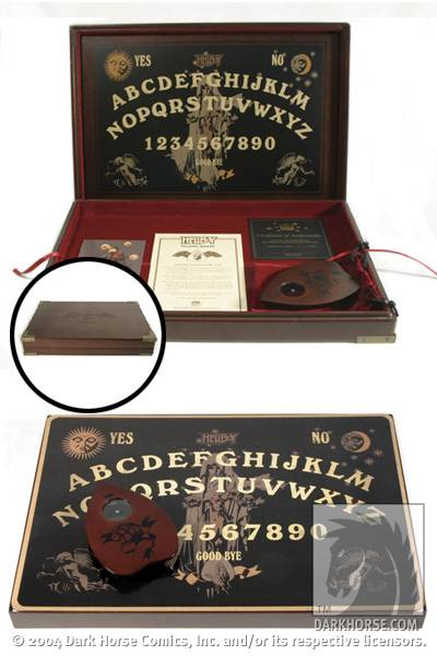 Hellboy Talking Board LTD (Ouija Board)