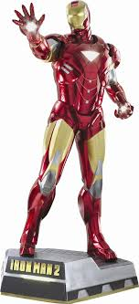 Iron Man 2 Movie Life-Size (Clean Version)