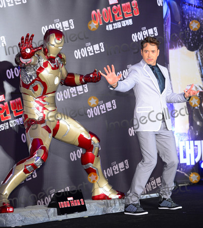Iron Man 3 Mark-42 Movie (Action Pose)