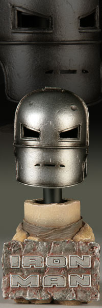 Iron Man Helm: Mark 1