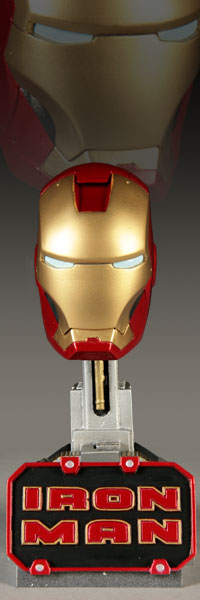 Iron Man Helm: Mark 3