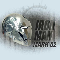 Iron Man Movie Helmet: Mark 2