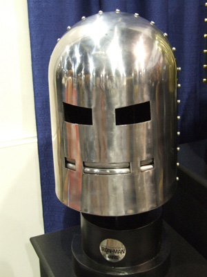 Iron Man Helmet #1 (Steel)