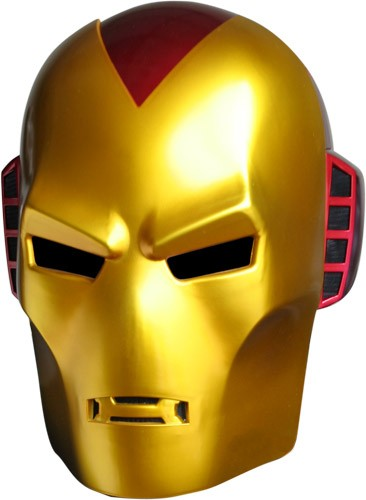 Iron Man Helmet #4 (Costume)