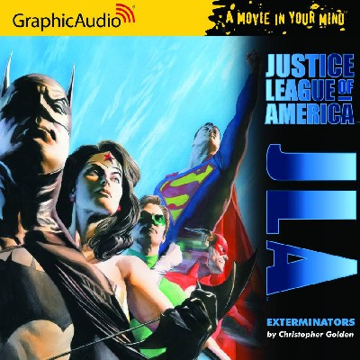 DC Comics: JLA Exterminators (Audio CD)