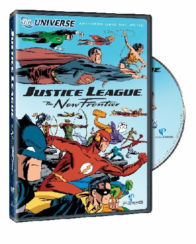 Justice League: New Frontier Special Edition DVD