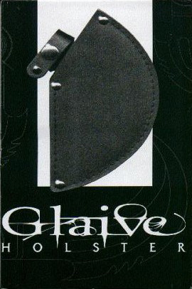 Blade \'The Glaive\' Holster