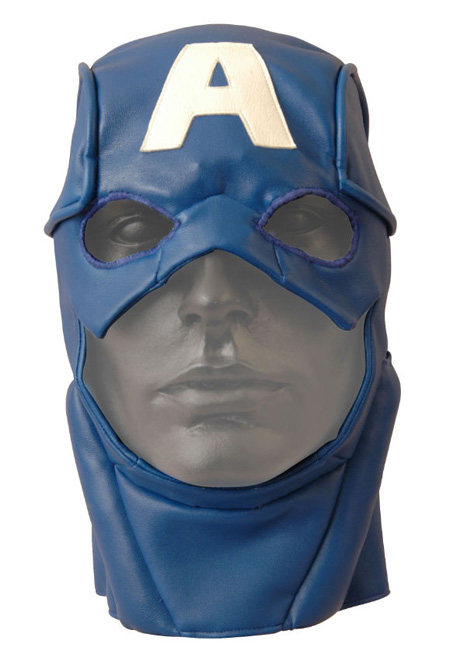 Captain America Ultimates\' Mask