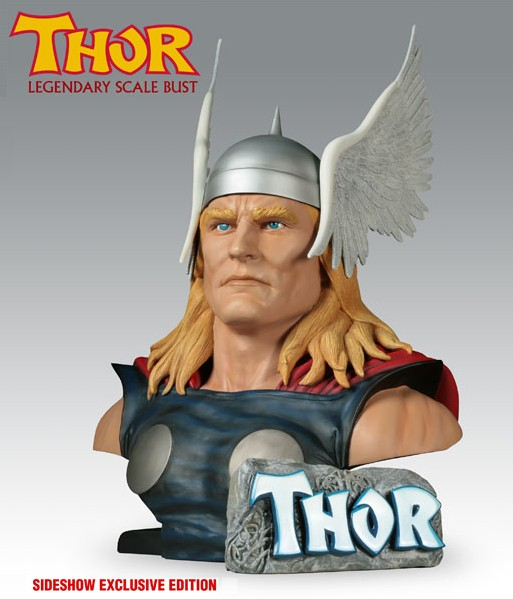Legendary Bust: Thor Exclusive