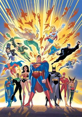 JLA: Guardians of Justice
