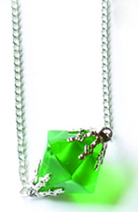Smallville LANA Kryptonite Necklace