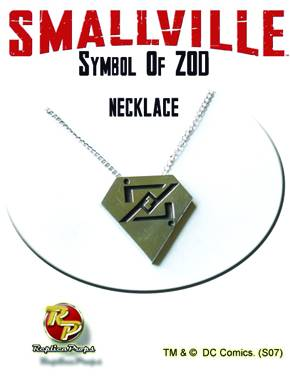 Smallville: House of Zod Necklace