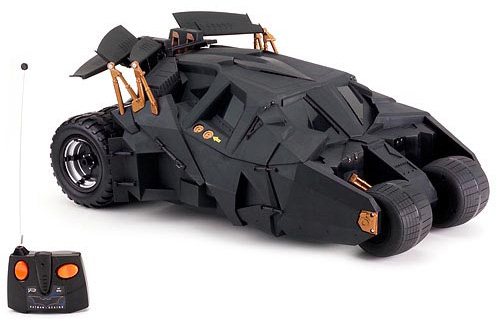 Batman Begins Batmobile \'The Tumbler\' Remote Control