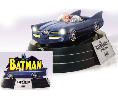 Batman\'s Batmobile- 1960\'s Edition