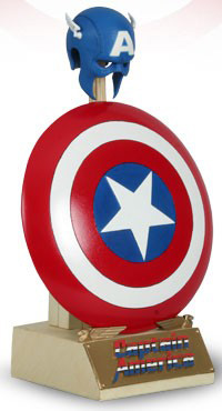 Archive Set: Captain America Mask & Shield