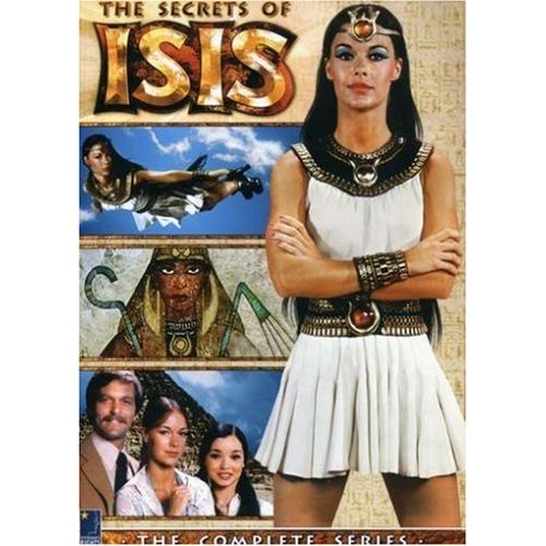 Secrets of Isis: Complete DVD Box Set