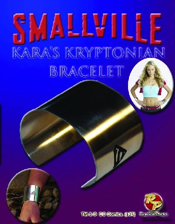 Smallville: Kara\'s Kryptonian Bracelet