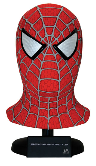 Spiderman Movie Mask