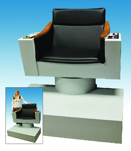 Star Trek: Classic Captains Chair Replica