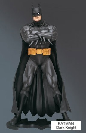 Batman Dark Knight Comic Lifesize